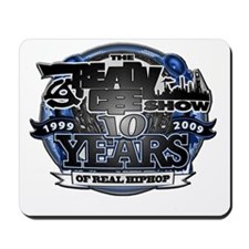 RC SHOW 10 YEARS.gif Mousepad