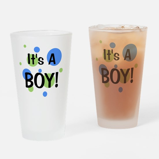 circles_itsaboy Drinking Glass