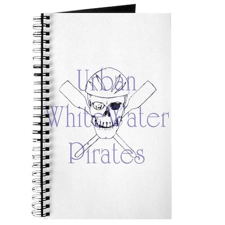 Urban WhiteWater Pirates Journal