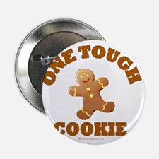 """ROCKWELL cookie LIGHT 2.25"""" Button"""