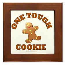 ROCKWELL cookie LIGHT Framed Tile