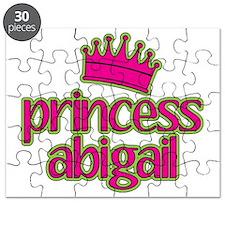 princess abigail Puzzle