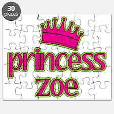 Princess Zoe Puzzle
