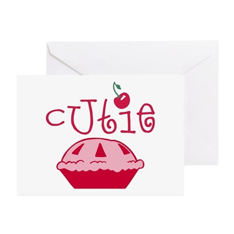 Cutie Pie Greeting Cards (Pk of 10)