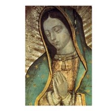 Our Lady of Guadalupe - L Postcards (Package of 8)