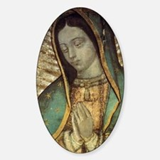 Our Lady of Guadalupe - Large Poste Decal