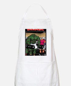 monster_framedprint Apron