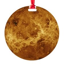 Venus Planet Christmas Tree Ornament