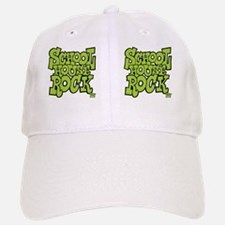 2-school_house_rock_X2_green_coffee_mug Baseball Baseball Cap