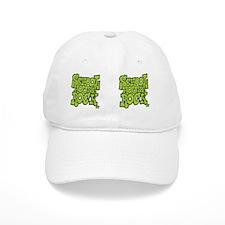 2-school_house_rock_X2_green_coffee_mug Baseball Cap