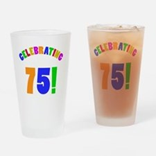 Rainbow 75 Drinking Glass