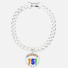 Rainbow 75 Bracelet