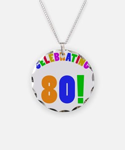 Rainbow 80 Necklace