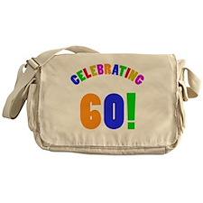 Rainbow 60 Messenger Bag