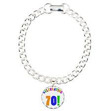 Rainbow 70 Bracelet