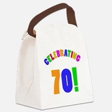 Rainbow 70 Canvas Lunch Bag
