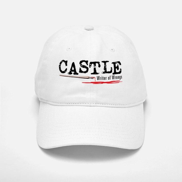 Castle_WoW_v2-lite Baseball Baseball Cap