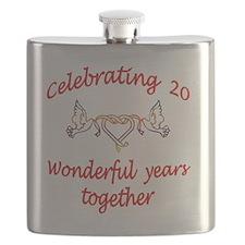 celebrating 20 years  Flask