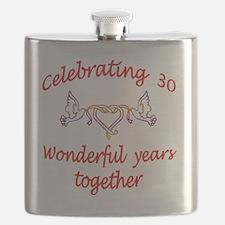 celebrating 30 years  Flask