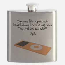 Dreams Like a Podcast Flask