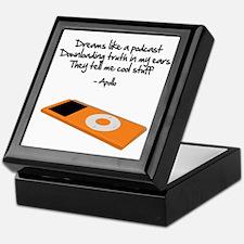 Dreams Like a Podcast Keepsake Box