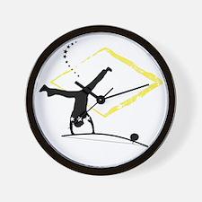freedom_print_ready Wall Clock
