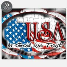 usa in God we trust 002 Puzzle