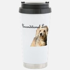 Unconditional love Travel Mug