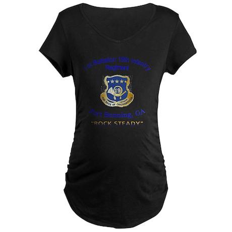 1-19th Maternity Dark T-Shirt