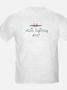 Winter Steel 'Alien Cool' Kids T-Shirt