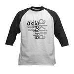 Akita Multi Kids Baseball Jersey