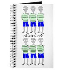Winter Steel 'Alien Cool' Journal