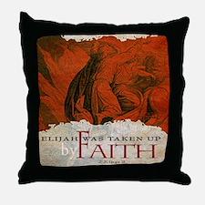 Mousepad_ByFaith_Elijah(auto) Throw Pillow