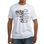 Akita Multi Fitted T-Shirt
