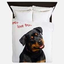 theres_no_better_love_red-white12T Queen Duvet