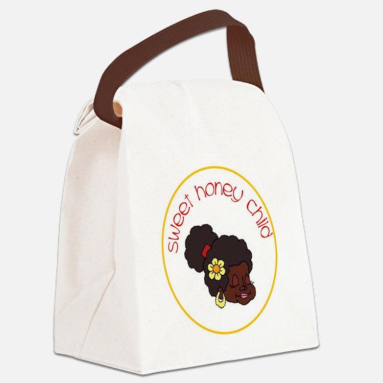 SHCCHARM Canvas Lunch Bag