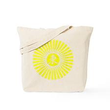 New Sun Yellow Tote Bag