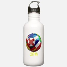 2014 Soccerball2 Water Bottle