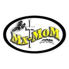 Mx-MoM.com Oval Decal
