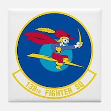138th_fighter_squadron Tile Coaster