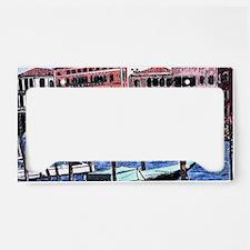 venice frame License Plate Holder