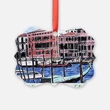 venice frame Ornament