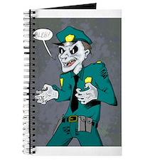 Spooky journal