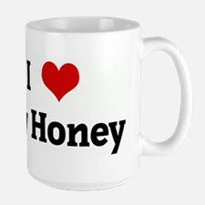 I Love My Honey Mugs