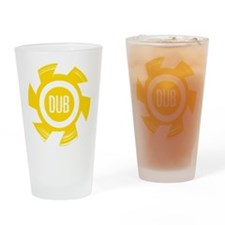 Dub_Gold Drinking Glass