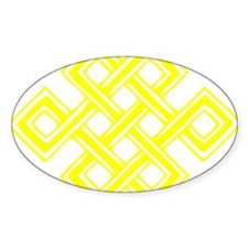 Endless_Knot_Yellow Decal