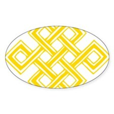 Endless_Knot_Gold Decal