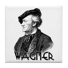 Wagner Tile Coaster