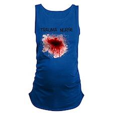 Trauma Nurse Maternity Tank Top