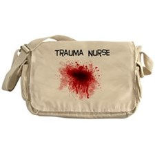 Trauma Nurse Messenger Bag